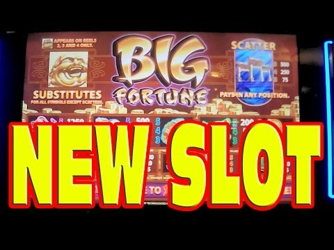Big Fortune – NEW SLOT MACHINE – Las Vegas Slots Win