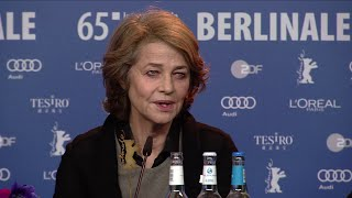 Nonton 45 Years | Press Conference Highlights | Berlinale 2015 Film Subtitle Indonesia Streaming Movie Download