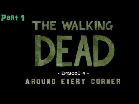The Walking Dead - Episode 4 - Dickthrough - Part 1