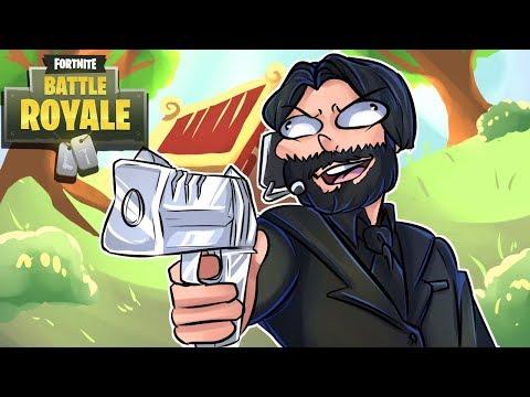 Reddit wtf - FORTNITE BATTLE ROYALE SEASON 3 & HAND CANNON!