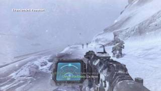 Call Of Duty Mordern Warfare 2 ภารกิจ Strom Snow!!!!