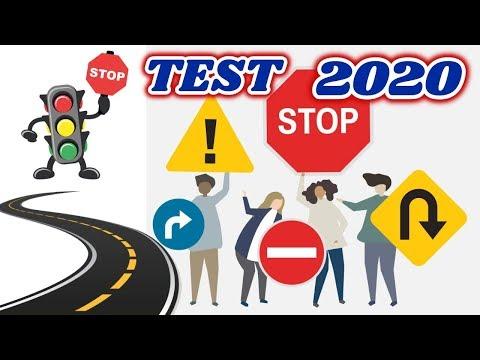 2020 DMV Written Test/Permit Exam for DRIVER LICENSE/Driving Test
