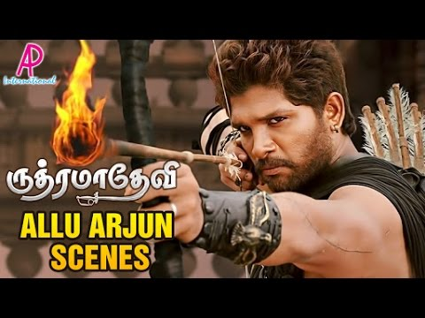 XxX Hot Indian SeX Rudhramadevi Tamil Movie Allu Arjun Scenes Anushka Rana Dagubbati SS Rajamouli.3gp mp4 Tamil Video