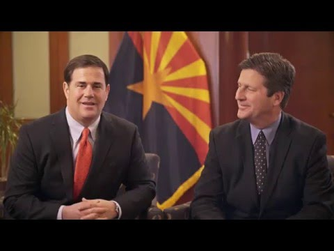 Video: Governor Doug Ducey Recognizes National Volunteer Month