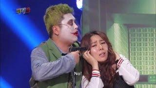 Video Don't Give In | 버티고 (Gag Concert / 2013.06.15) MP3, 3GP, MP4, WEBM, AVI, FLV Januari 2019