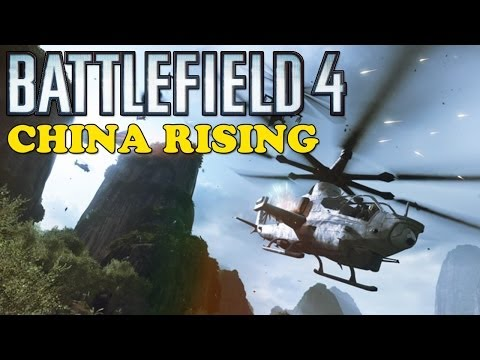 Battlefield - Playing China Rising, BF4! Follow me on Twitter: https://twitter.com/K3nst3 Watch BF4 Live on Twitch: http://www.twitch.tv/k3nst3 ----- BF4 Live CHINA Rising...