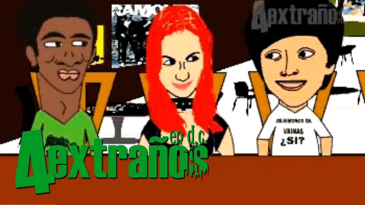 4 Extraños en D.C - Parche Ramonero Parte 2