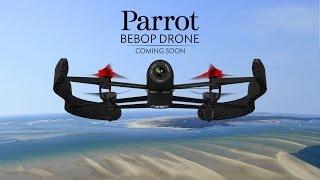 映像の世界を変えるドローンの最新版「Bebop Drone」が描く未来とは