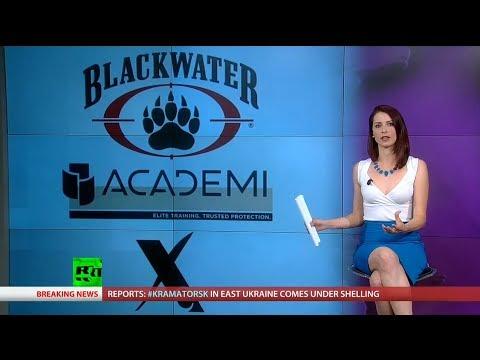 Why Even the US Government is Afraid of Blackwater's Mercenaries | Brainwash Update