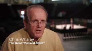 Chris Whaley  - The REAL Masked Saint - one more time in the ring