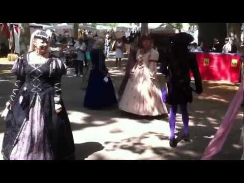 Danses de Cour Royale à Entrecasteaux