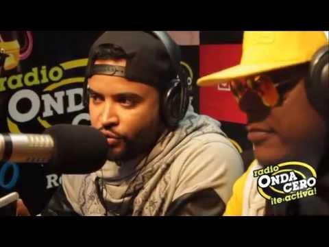 Onda Videos: ¡Entrevista a Zion y Lennox en la cabina de Onda Cero!
