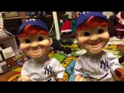 Buddy big leagues New York yankees