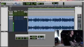 Pro Tools tutorial: Tempo Mapping any content manually and with Beat Detective