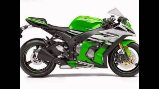 2. 2015 The New Kawasaki Ninja ZX-10R ABS First Ride With Overview and Specifications