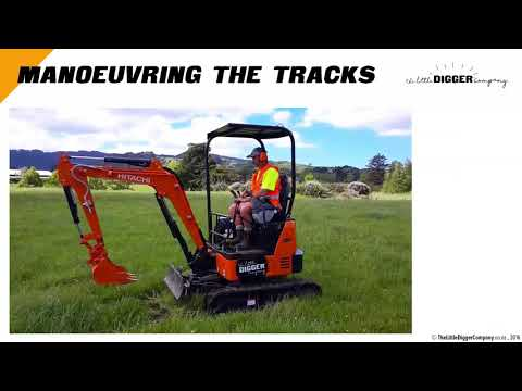 Video The Little Digger Company Tip: How to manoeuvre a little digger download in MP3, 3GP, MP4, WEBM, AVI, FLV January 2017