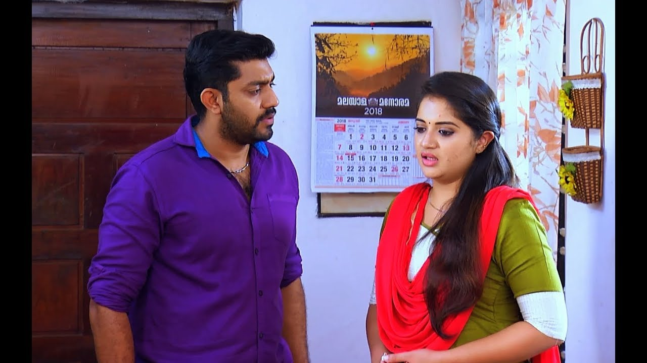Nokkethaadhoorath February 12,2016 Epi 192 TV Serial