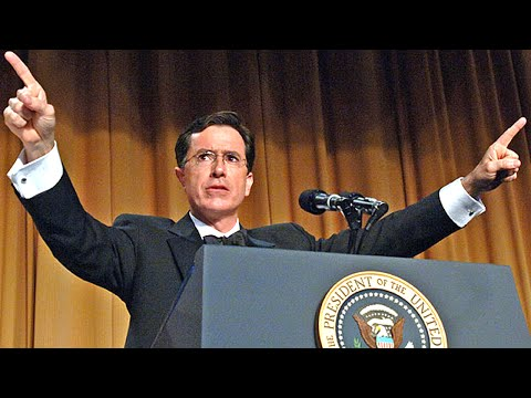 its supposed to have a four year run but reviews have not been kind it could close early, colbert joked of the