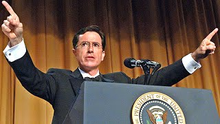 Video Stephen Colbert at the White House Correspondents' Dinner MP3, 3GP, MP4, WEBM, AVI, FLV April 2018