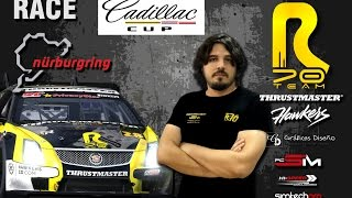 Race - TOP 2 | Cadillac Cup | Season 4 | Nurburgring Nordschleife | Jesús Martín | IRacing | PC