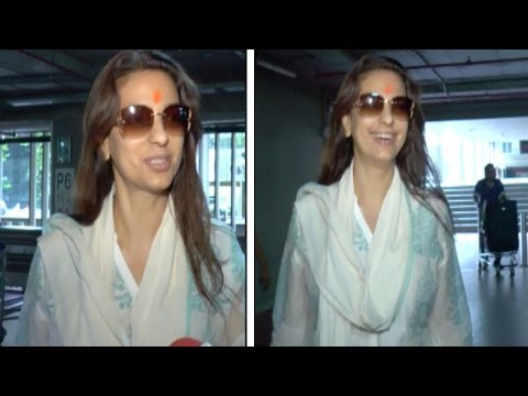 Juhi Chawla Spotted Sans Makeup, Here's What She H