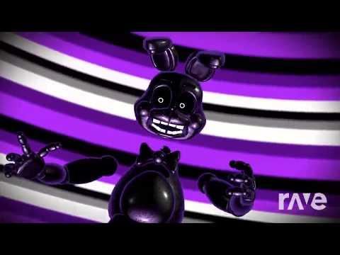 Fnaf Shadow Bonnie remix song &  Fnaf 2 music box remix song | RaveDj