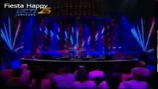 Geboy Mujaer - Ayu Ting Ting Terbaru dan lirik. Live 2014