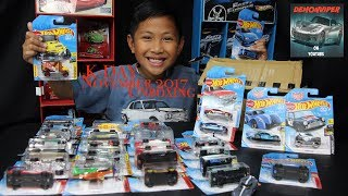 Nonton Kmart Hot Wheels Collectors Day Case   November 2017  Kday Box Unboxing Film Subtitle Indonesia Streaming Movie Download