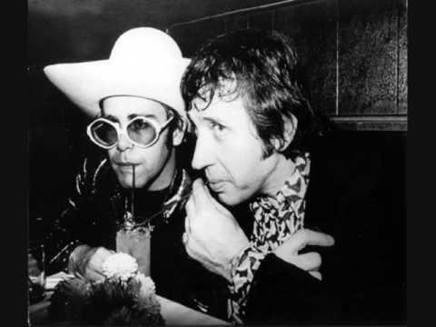 Elton John - But not for me lyrics