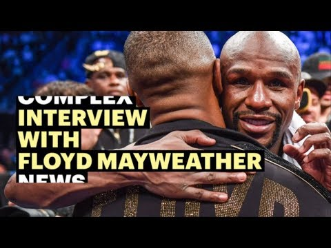 Floyd Mayweather Finally Explains 50 Cent Beef & Shows Off $18-Million Dollar Watch