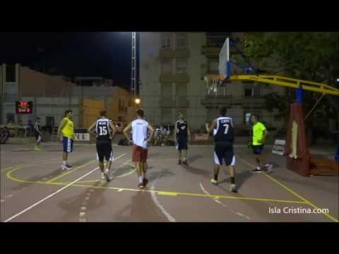 Final del XX III Torneo Internacional de Baloncesto Ciudad de Isla Cristina