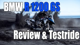 8. BMW R 1200 GS Rallye Review & Testride!
