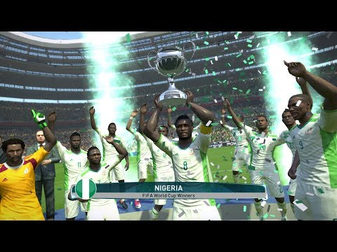 BRAZIL VS NIGERIA | FINAL FIFA WORLD CUP 2018 RUSSIA | FULL MATCH | GAMEPLAY