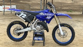 7. 2019 Yamaha YZ125 2 stroke - Dirt Bike Magazine