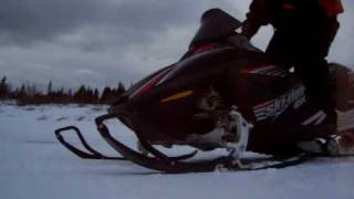 9. skidoo rev 550f jaws can