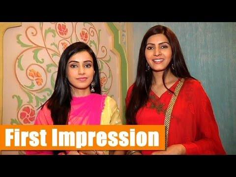 | Swabhimaan | Meghna and Naina's First Impression