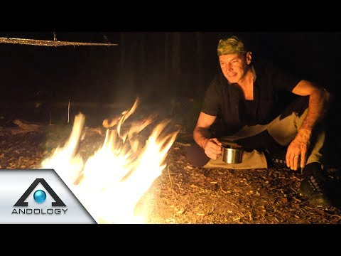 🔥 Bushcraft Survival - Wild Camping Weekend