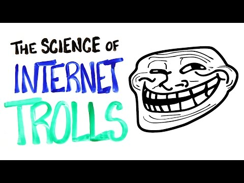 The Science of Internet Trolls