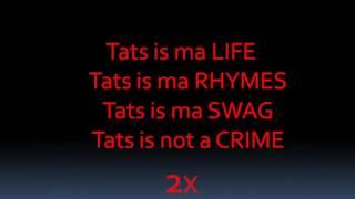 Video iDos - Tatto Bukan Kriminal (Tats Ain't Crime) Lyric MP3, 3GP, MP4, WEBM, AVI, FLV Juli 2019