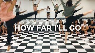 How Far I'll Go - Alessia Cara (Dance Video) | @besperon Choreography #MOANA Video