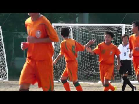【U14TM】A.S.ラランジャ豊川 vs 代田中学校