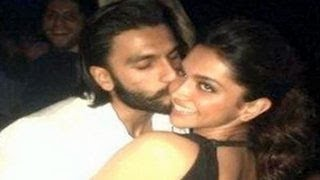 Ranveer Singh WEARS HEELS for Deepika Padukone