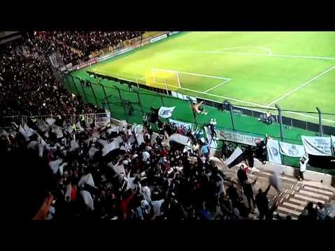 Hinchada de Danubio en el Estadio de Peñarol | Peñarol 2- 1 Danubio - Los Danu Stones - Danubio