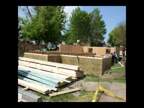 Habitat for Humanity Build - Ogden, Iowa