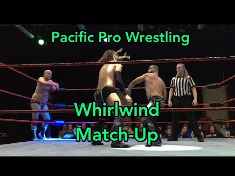 Pacific Pro Wrestling - Tag Team Wrestlings leads to One on One Battle