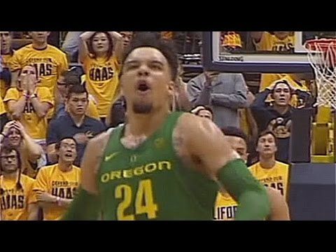 Oregon's Dillon Brooks Makes Go-Ahead 3-Pointer To Complete Comeback | CampusInsiders (видео)