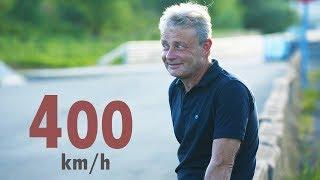 Loris Bicocchi, collaudatore Bugatti dai tempi della EB110 fino all'ultimissimo giro di vite della Chiron, racconta di quella volta che...