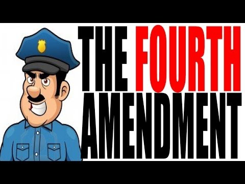 The Fourth Amendment Explained: The Constitution for Dummies Series