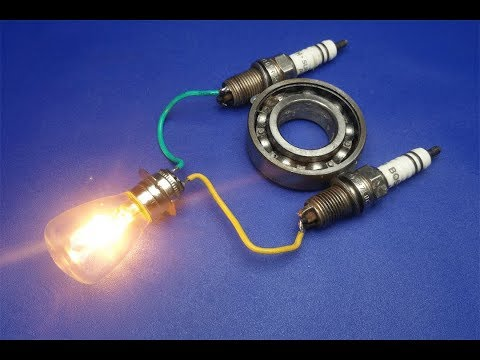 Free Energy​ New Technology Science Project 2019 -  Experiment