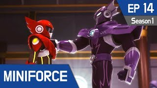 Video MINIFORCE Season 1 Ep14: sammy's Betrayal 2 MP3, 3GP, MP4, WEBM, AVI, FLV Juli 2018